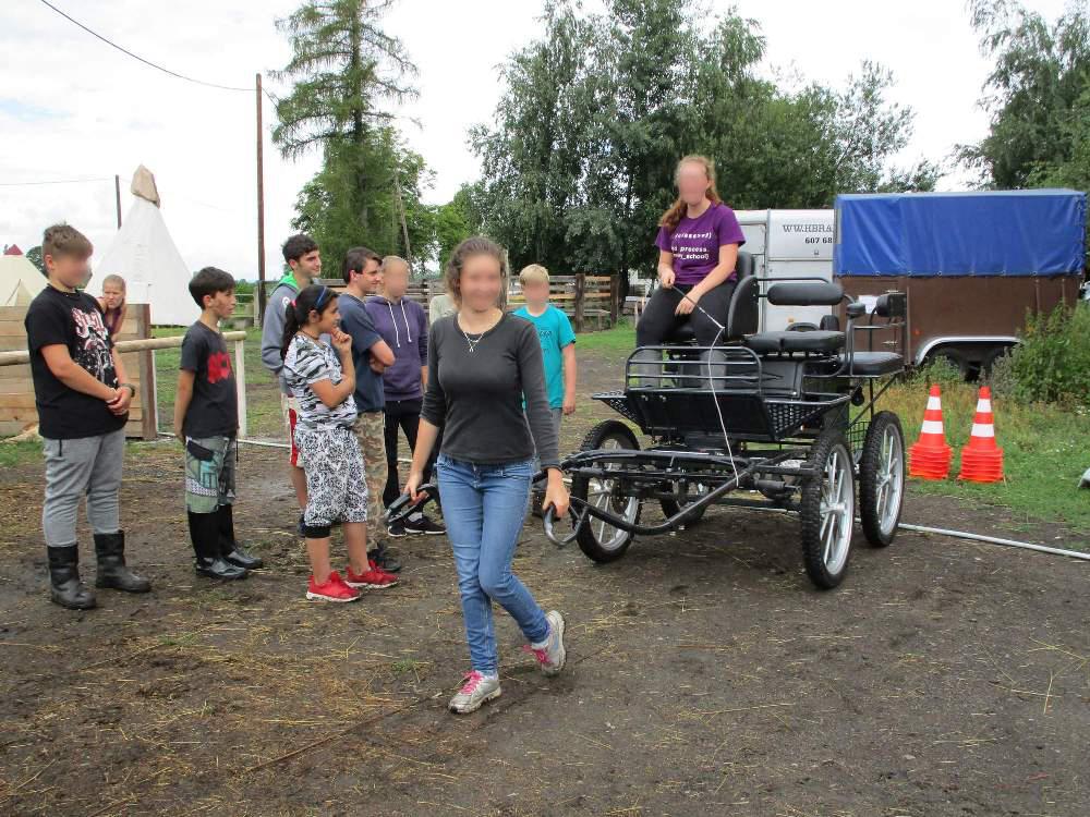 Letní pobyty na farmě v Držkovicích 2017 2