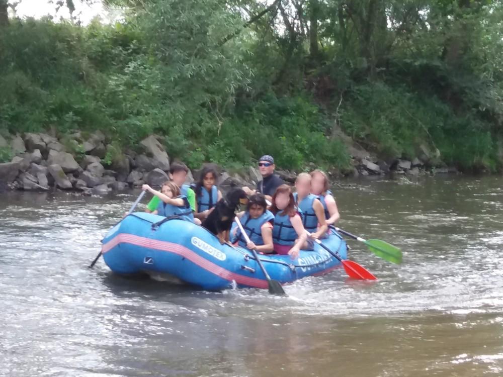 Letní pobyty na farmě v Držkovicích 2017 4