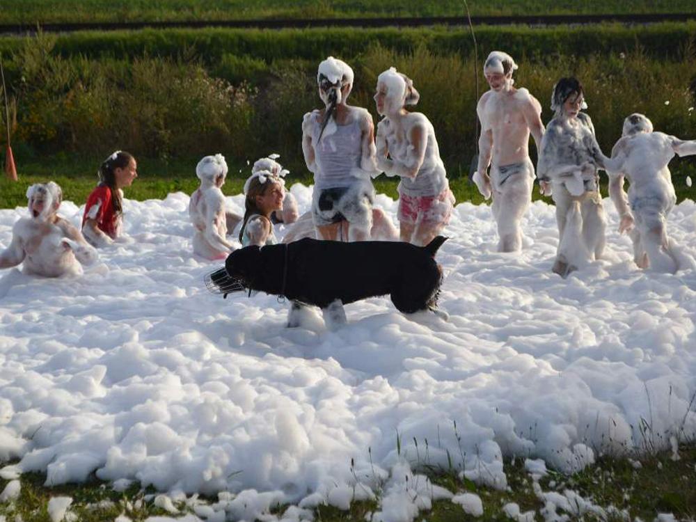 Letní pobyty na farmě v Držkovicích 2017 5
