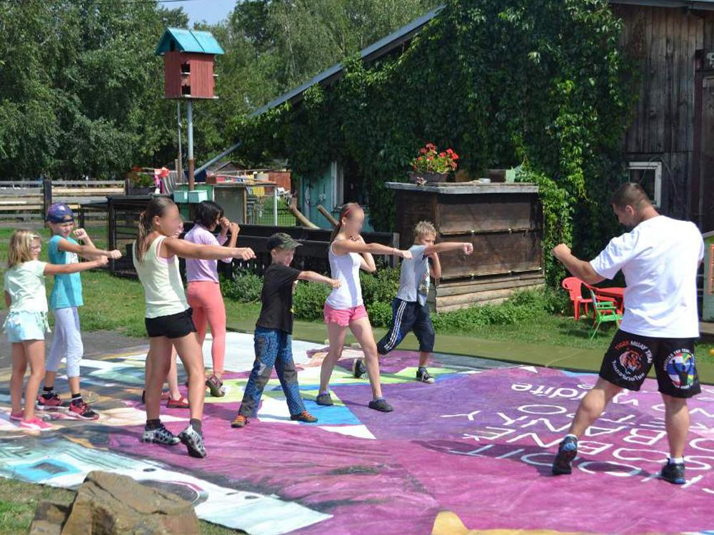 Letní pobyty na farmě v Držkovicích 2017 6