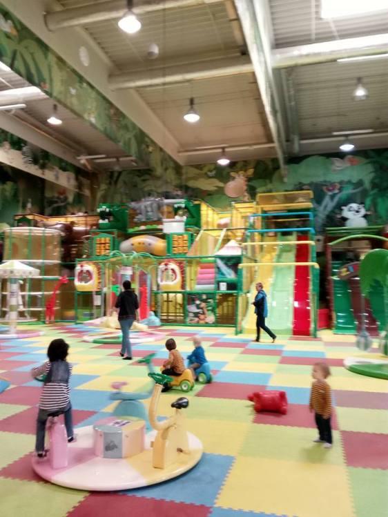 Výlet do Fun Parku v Ostravě 2018 1