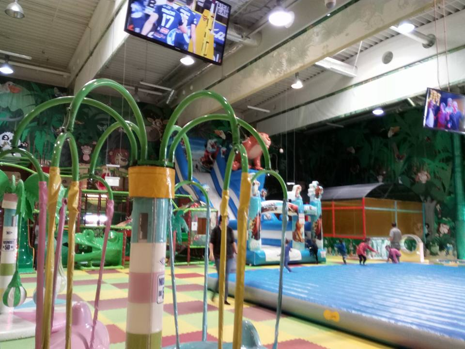 Výlet do Fun Parku v Ostravě 2018 2