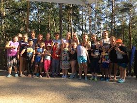 Tábor pro menší děti 3